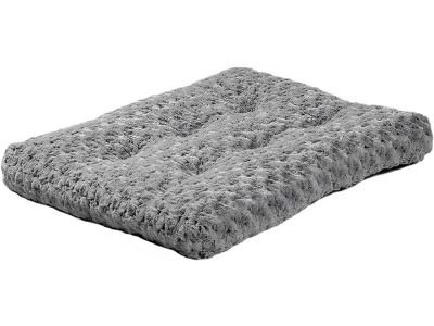 Midwest Deluxe Pet Bed  - Gray