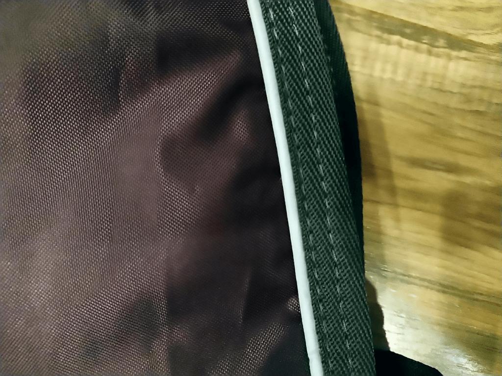 Tundra Winter Dog Coat Double Stitching