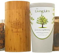 Living urn - Memorial ideas - Happyoodles.com