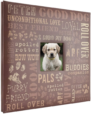 Memorial Ideas For Dogs And Cats - Scrapbook
