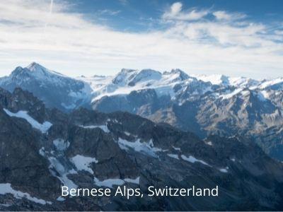 Happyoodles.com Bernese Alps, Switzerland, Canva.com